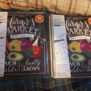 Recollections Recipe Keepsake spiral bound books